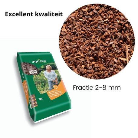Franse Boomschors Decor 2-8mm Excellent 2520 liter
