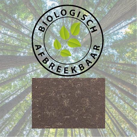 Biologisch afbreekbaar Anti worteldoek 100cm breed